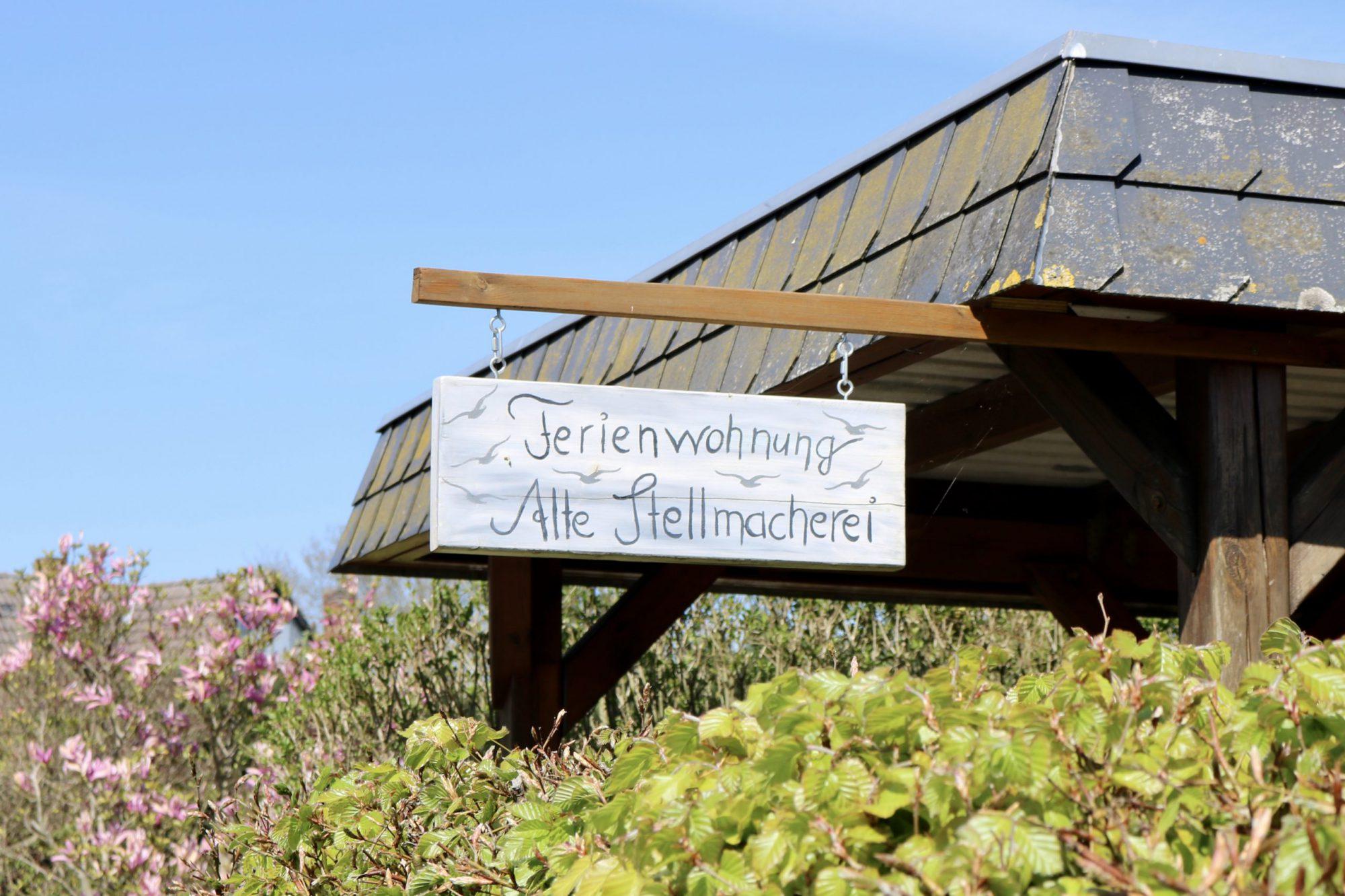 Ferienwohnung Alte Stellmacherei